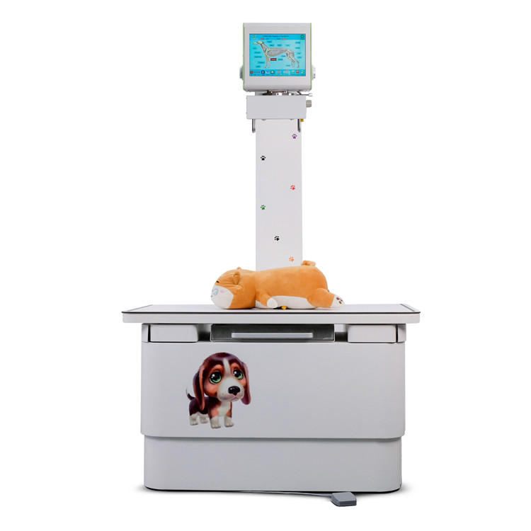 Animal Portable X Ray Unit with Diagnosis Table YSX050-B