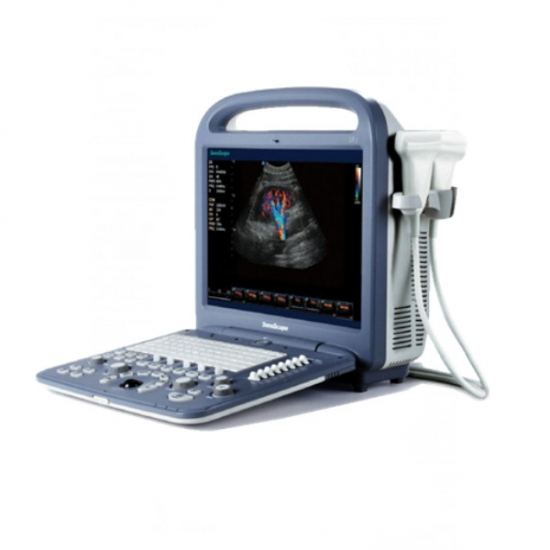 Portable Color Doppler Veterinary Ultrasound Scanner Sonoscape S2V